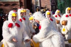 Frankfurt Carnival 2009 Royalty Free Stock Image