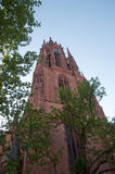 Frankfurt Cathedral Royalty Free Stock Photos