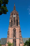 Frankfurt Cathedral Stock Image
