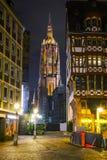 Frankfurt Cathedral in Frankfurt am Main Stock Image