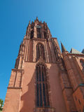 Frankfurt Cathedral Stock Photography