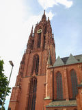 Frankfurt Cathedral Royalty Free Stock Image