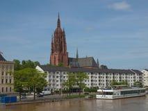 Frankfurt Cathedral Royalty Free Stock Photos
