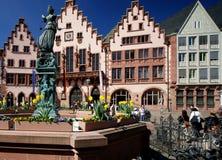 Frankfurt City Hall Stock Photo