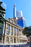 The Frankfurt City Stock Image