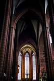 Frankfurt Dom Cathedral Royalty Free Stock Image