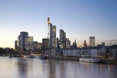 Frankfurt, Duitsland royalty-vrije stock afbeelding