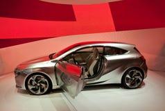 FRANKFURT, DUITSLAND - 25 SEP: Benz van Mercedes een Klasse Stock Afbeelding