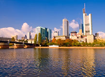 Frankfurt, Duitsland Stock Afbeelding