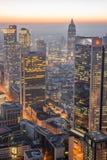 Frankfurt, Duitsland Stock Foto
