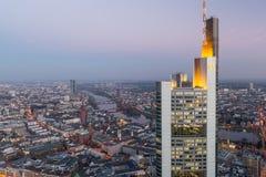 Frankfurt, Duitsland Royalty-vrije Stock Foto's