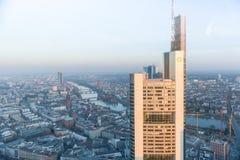 Frankfurt, Duitsland Stock Afbeeldingen