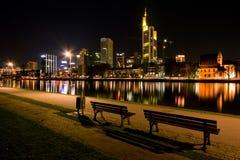 Frankfurt, Germany Royalty Free Stock Photography
