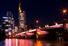 Frankfurt, Germany Royalty Free Stock Photography