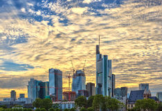 Frankfurt - Germany Stock Image
