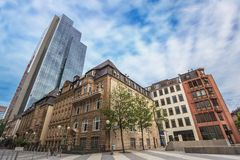 Frankfurt - Germany Royalty Free Stock Image