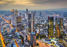 Frankfurt, Germany Royalty Free Stock Photos