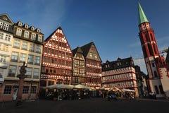 frankfurt germany historisk strömförsörjning Royaltyfria Foton