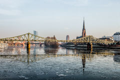 Frankfurt, Germany royalty free stock photo