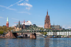 Frankfurt, Germany Stock Photography