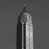 FRANKFURT, GERMANY - Messeturm - Fair Tower Royalty Free Stock Image