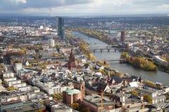 Frankfurt Germany Royalty Free Stock Photography