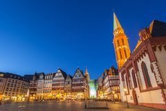 Frankfurt Germany Stock Photography