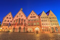 Romer - Frankfurt - Germany Stock Photography