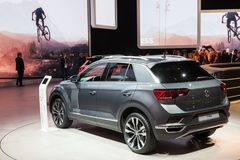 Volkswagen T-Roc SUV Royalty Free Stock Images