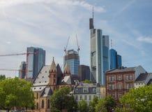 Frankfurt Germany Stock Photo