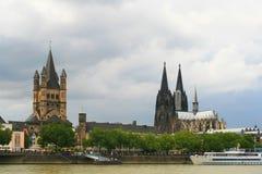 Frankfurt-Hauptleitung, Deutschland Lizenzfreies Stockfoto