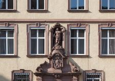 Frankfurt Historical Facade Stock Photos