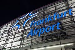 Frankfurt International Airport Logo Stock Images