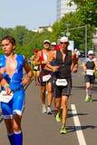 Frankfurt Ironman Triathlon Championship  2013 Stock Photos