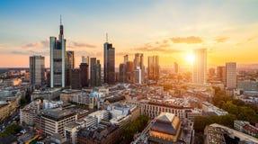 Frankfurt - Am - magistrala zdjęcie stock