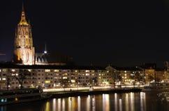 Frankfurt - Am - magistrala Zdjęcie Royalty Free