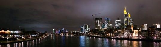 Frankfurt - Am - magistrala obraz stock