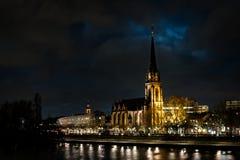 Frankfurt - Am - magistrala zdjęcia stock