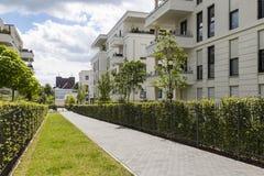 Frankfurt - Am - magistrala, Niemcy, gromadzki Gallus, Gallusviertel: n Obraz Royalty Free