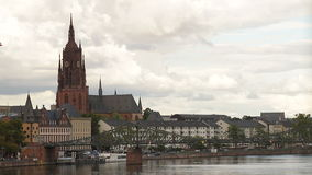 Frankfurt-am-Main almacen de metraje de vídeo