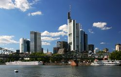 Frankfurt-am-Main Stockbild