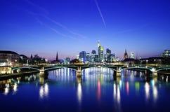 Frankfurt-am-Main Fotos de archivo