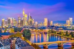 Frankfurt-am-Main Royalty-vrije Stock Afbeeldingen