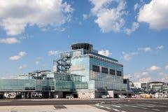 Frankfurt Main Airport Control Tower Stock Photos