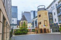 Frankfurt am Main stockbild