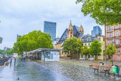 Frankfurt am Main stockfotografie