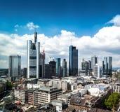 Frankfurt am Main Skyline Stock Photos