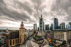 Frankfurt am Main. Royalty Free Stock Photography