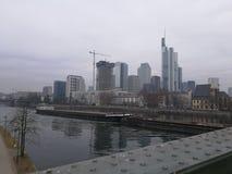 Frankfurt am Main City germany Royalty Free Stock Photography