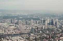 Frankfurt-am-Main, Duitsland Royalty-vrije Stock Afbeelding